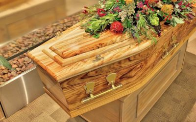 This Asian immigrant makes the most beautiful coffins (and caskets)
