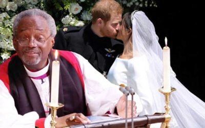 A lesson learned from the royal wedding